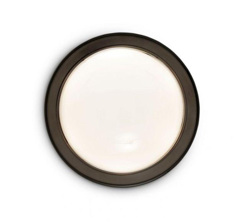 Spot round tom dixon applique murale wall light  tom dixon spow03beu  design signed 48671 product