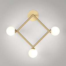 Row  applique murale wall light  atelier areti row laiton  design signed 54926 thumb