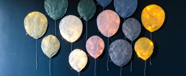 Applique murale sugar cookie lighting balloon small blanc o22cm h26cm ekaterina galera normal