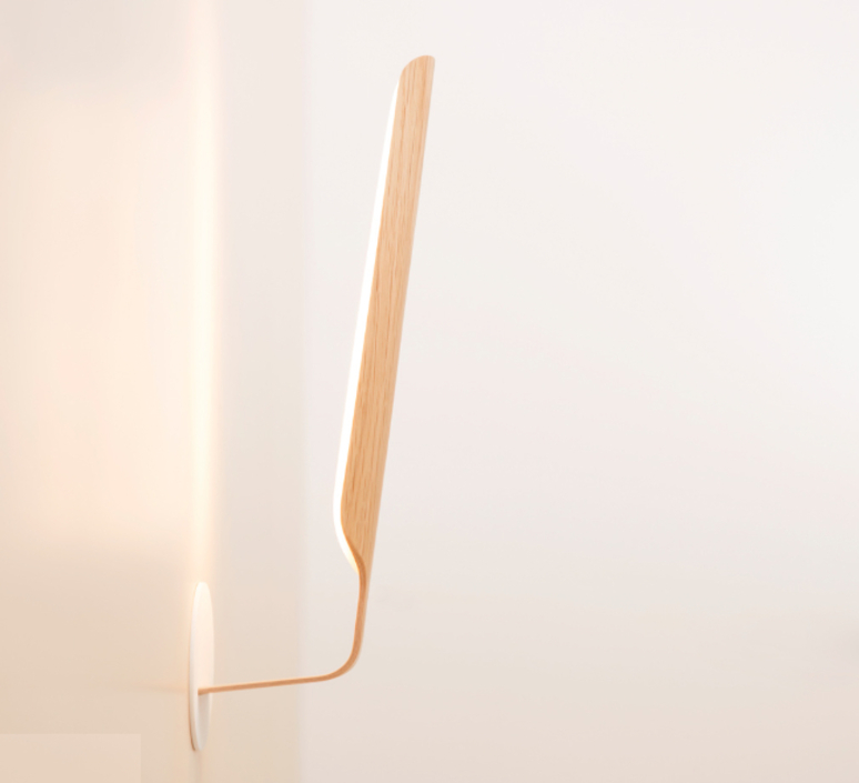 Swan mikko karkkainen tunto swan wall birch luminaire lighting design signed 12290 product