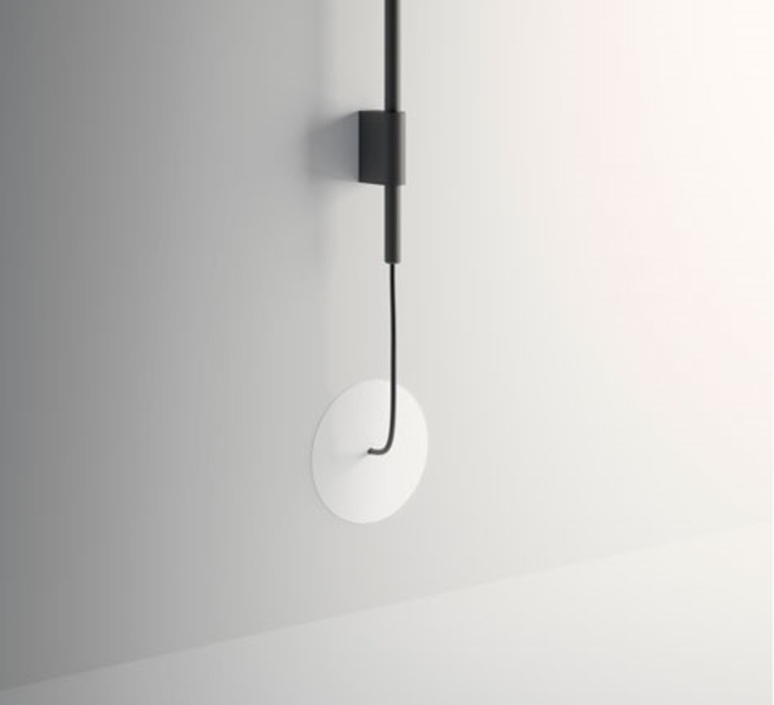 Tempo 5761 lievore altherr studio applique murale wall light  vibia 576158 1b  design signed nedgis 80646 product