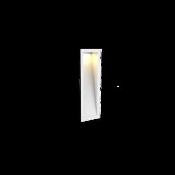 Applique murale themis 2 7 blanc led l8cm h27cm wever ducre normal