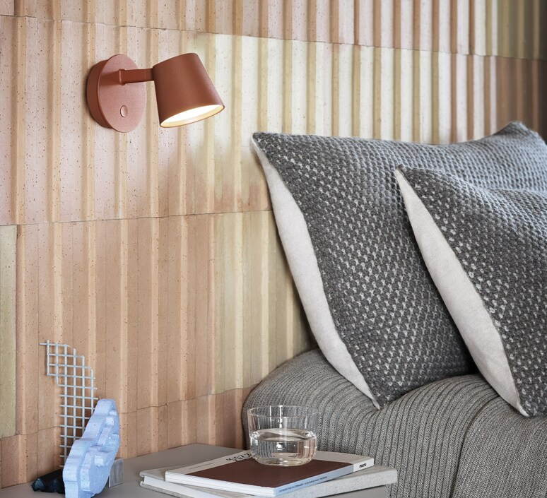Tip jens fager applique murale wall light  muuto 22328  design signed nedgis 94147 product