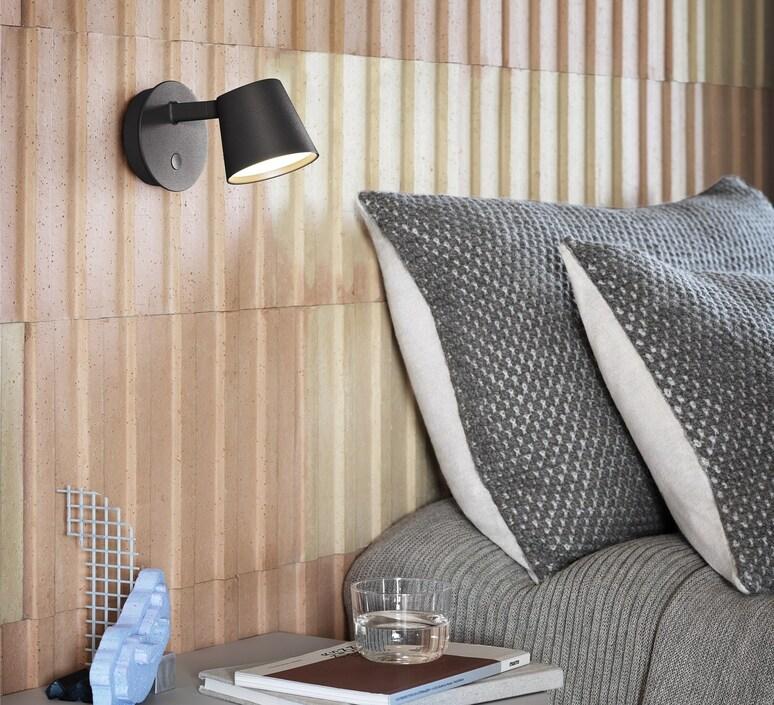 Tip jens fager applique murale wall light  muuto 22326  design signed nedgis 94140 product