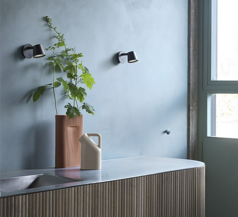 Tip jens fager applique murale wall light  muuto 22326  design signed nedgis 94143 product