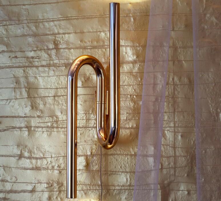 Tobia dimmable ferruccio laviani applique murale wall light  foscarini 294005p 71  design signed nedgis 86316 product