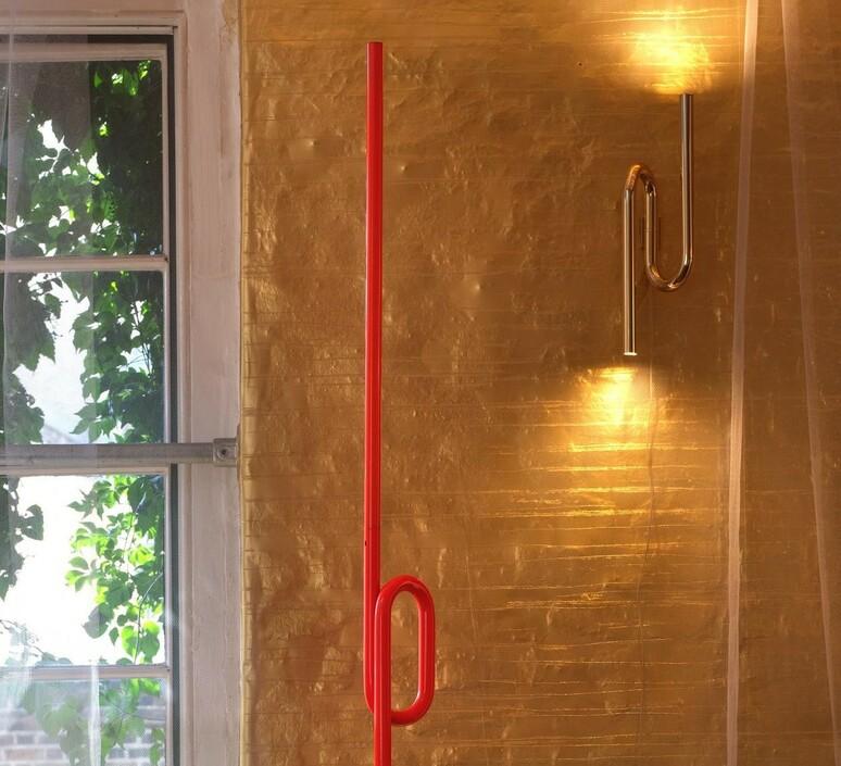 Tobia dimmable ferruccio laviani applique murale wall light  foscarini 294005p 71  design signed nedgis 86317 product