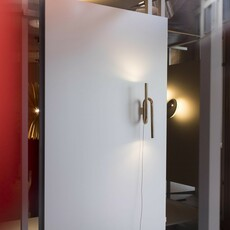 Tobia dimmable ferruccio laviani applique murale wall light  foscarini 294005p 71  design signed nedgis 86318 thumb