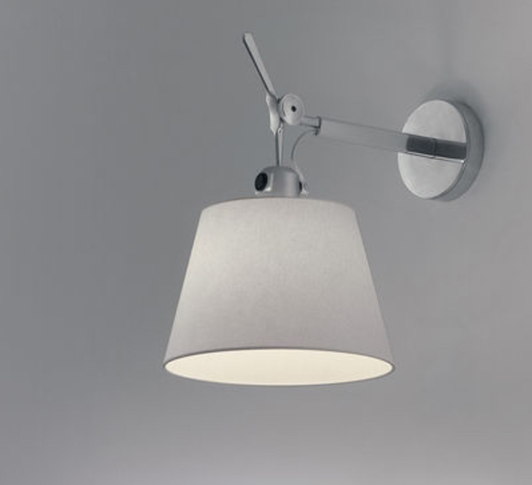 Tolomeo  front design applique murale wall light  artemide 1183010a 0781040a  design signed nedgis 79424 product