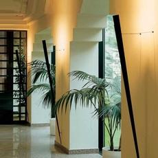 Torchere gilles derain lumen center italia torc102l luminaire lighting design signed 23150 thumb