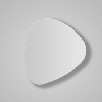 Applique murale tria 02 blanc led 2700k 1440lm l27cm h24 5cm bover normal