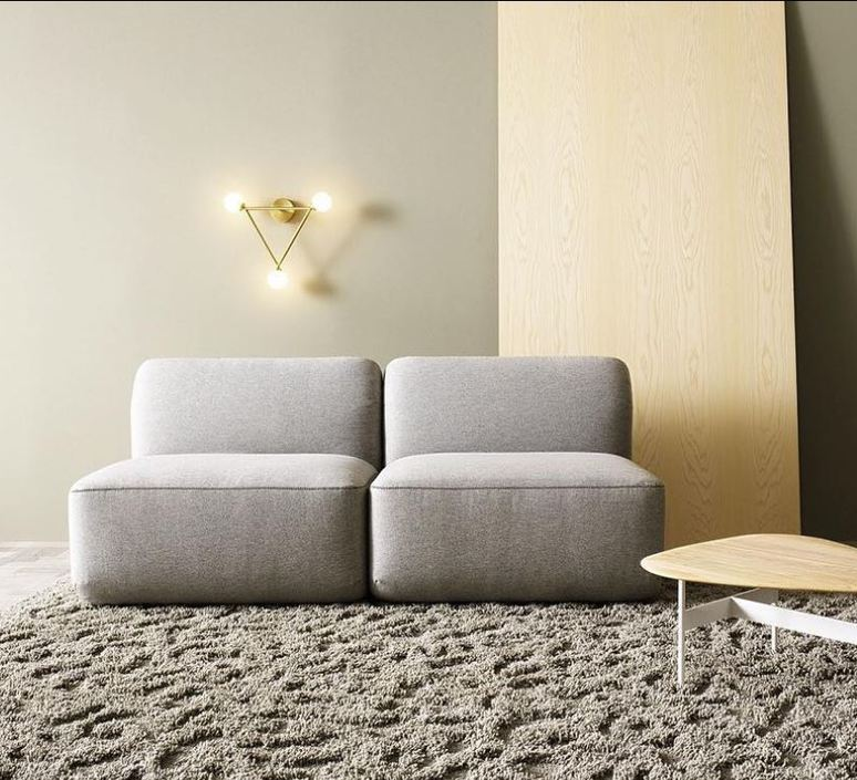 Row  applique murale wall light  atelier areti row laiton  design signed 56533 product