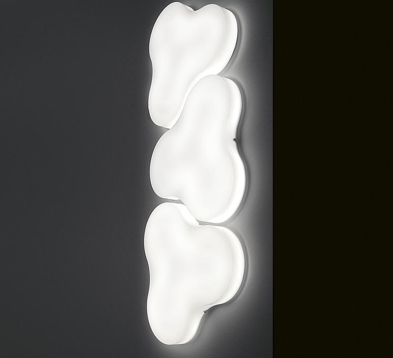 Trifoglio emiliana martinelli martinelli luce 2864 j bi luminaire lighting design signed 16466 product