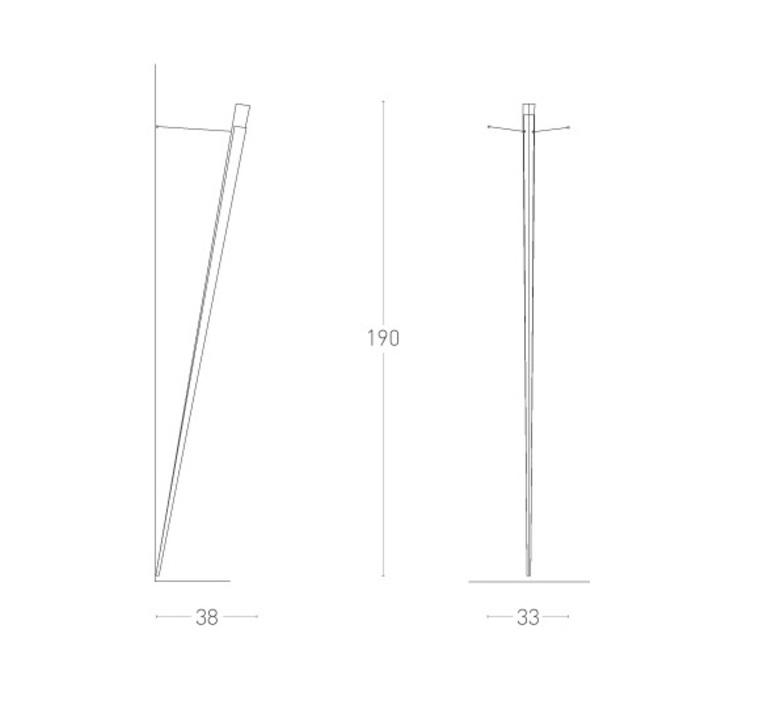 Trylon gilles derain lumen center italia trya1029 luminaire lighting design signed 23165 product