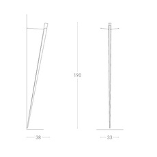 Trylon gilles derain lumen center italia trya1029 luminaire lighting design signed 23165 thumb