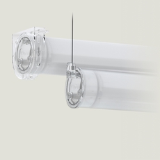 Tubo 50 on off low output  studio o m light applique murale wall light  om 43502 25 43702 99  design signed nedgis 77914 thumb