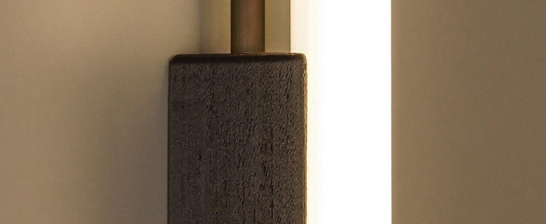 Applique murale tubus simple 30 gris laiton led 2700k 470lm l3 2cm h30cm contain a8b4e481 a48d 4290 9adf 769b5a8c5bed normal