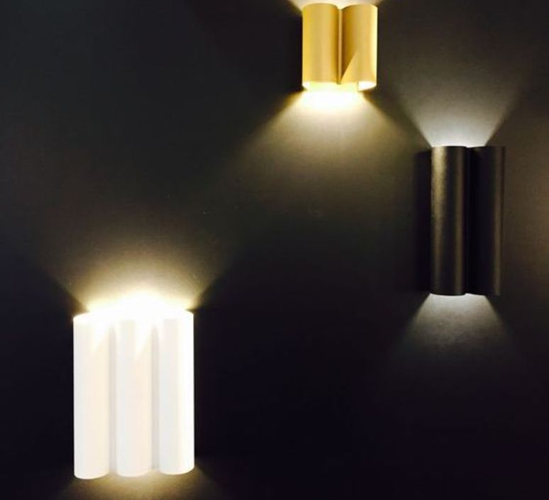 Twerkit double skwon applique murale wall light  dark 1090 03 805002 00 0 w  design signed nedgis 69320 product