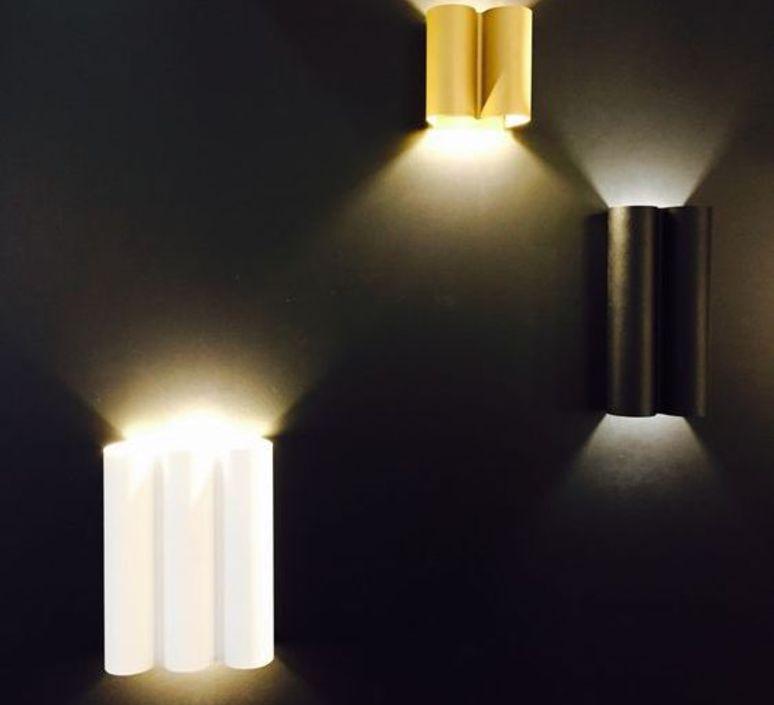 Twerkit double skwon applique murale wall light  dark 1090 112 805002 00 0 g  design signed nedgis 69324 product