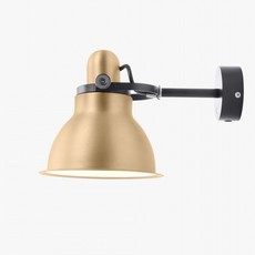 Type 1228 metallic sir kenneth grange applique murale wall light  anglepoise 32263  design signed 40996 thumb