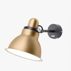 Type 1228 metallic sir kenneth grange applique murale wall light  anglepoise 32263  design signed 40997 thumb