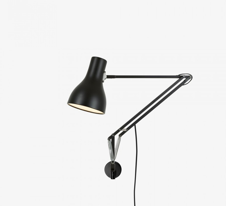 Type 75 lucie koldova applique murale wall light  anglepoise 31347  design signed 51143 product