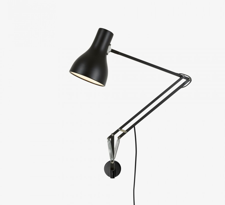 Type 75 lucie koldova applique murale wall light  anglepoise 31347  design signed 51144 product