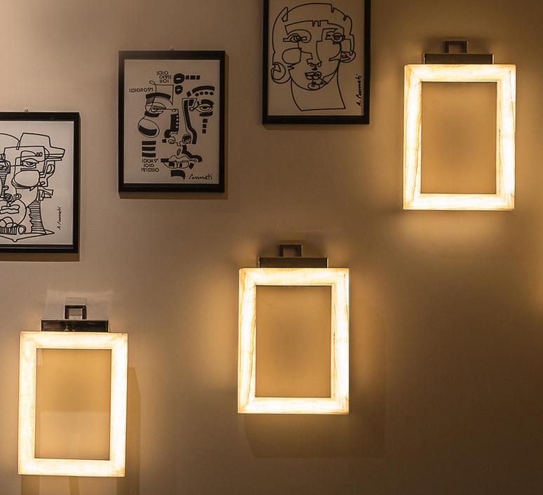 Uffizi 2 massimiliano raggi applique murale wall light  contardi acam 002002  design signed nedgis 87574 product