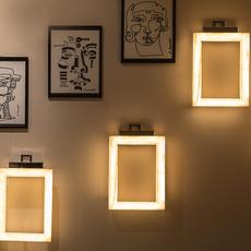 Uffizi 2 massimiliano raggi applique murale wall light  contardi acam 002002  design signed nedgis 87574 thumb