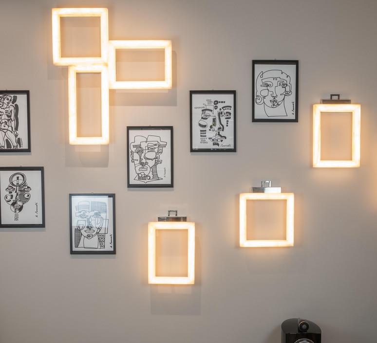 Uffizi 2 massimiliano raggi applique murale wall light  contardi acam 002002  design signed nedgis 87575 product