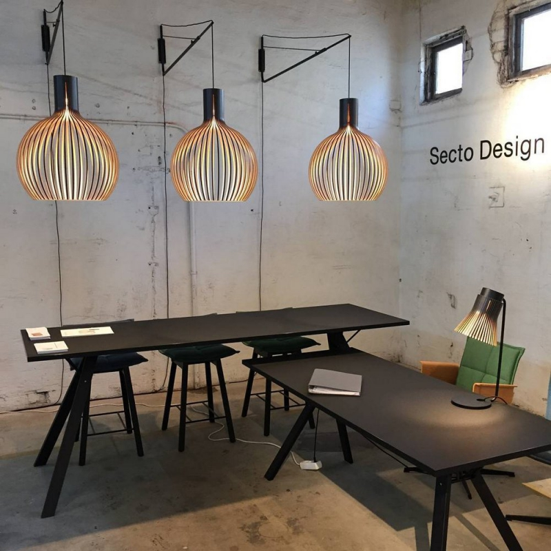 replica seppo koho octo 4240 pendant light by lucretia lighting octo 4240 pendant lamp. Black Bedroom Furniture Sets. Home Design Ideas