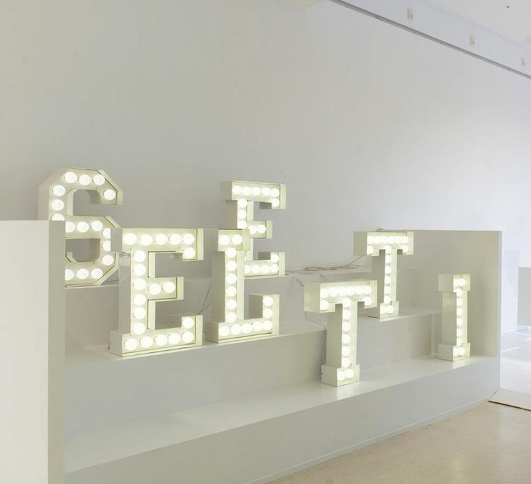 Vegaz lettre l  selab seletti 01408 l luminaire lighting design signed 16378 product