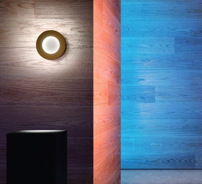 Vera 21 marco pagnoncelli  applique murale wall light  icone vera21 bi rb  design signed nedgis 70280 product