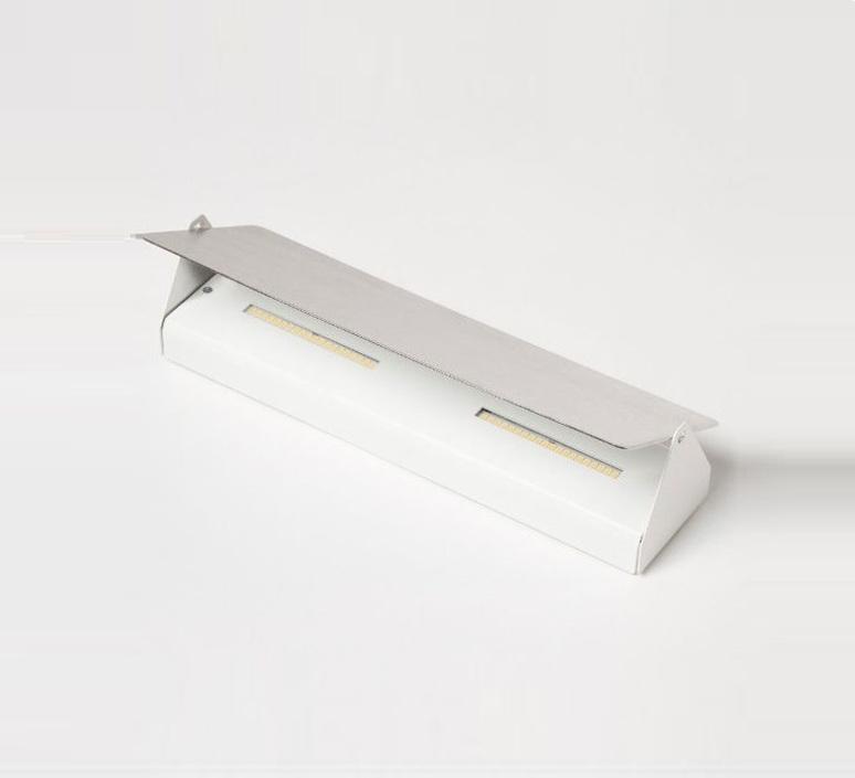 Volet pivotant double charlotte perriand applique murale wall light  nemo lighting avp ewn 33  design signed 88777 product