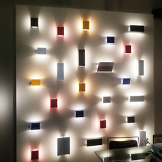 Volet pivotant double charlotte perriand applique murale wall light  nemo lighting avp ewn 33  design signed 57747 thumb