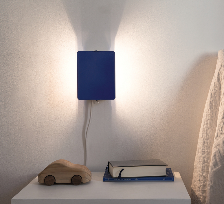 Volet pivotant simple charlotte perriand applique murale wall light  nemo lighting avp ewb 31  design signed 57672 product