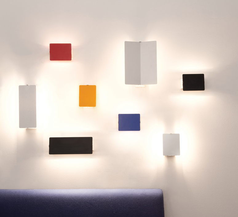 Volet pivotant simple charlotte perriand applique murale wall light  nemo lighting avp ewn 31  design signed 57649 product