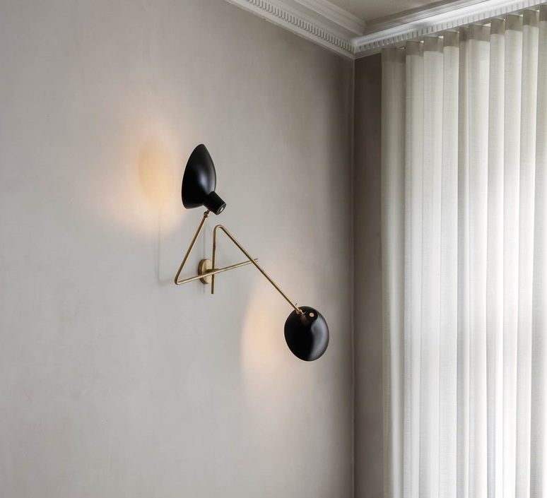 Vv cinquanta vittoriano vigano applique murale wall light  astep t02 w21 11bb  design signed nedgis 78832 product