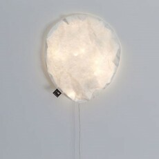 White lighting balloon large ekaterina galera applique murale wall light  ekaterina galera whitelightingballoon l  design signed nedgis 87762 thumb