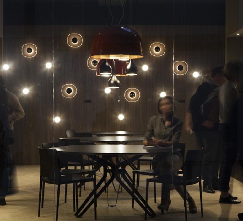 Yolk angeletti ruzza design oluce 169 luminaire lighting design signed 22578 product