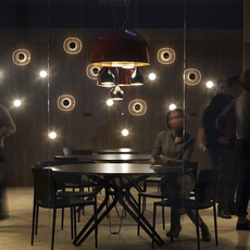 Yolk angeletti ruzza design oluce 169 luminaire lighting design signed 22578 thumb