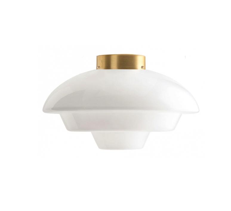 139 studio zangra applique ou plafonnier wall or ceiling light  zangra light 139 go glass l 012  design signed nedgis 121592 product