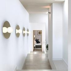 Bola disc flush 18 pablo pardo applique ou plafonnier wall or ceiling light  pablo bow131081  design signed nedgis 117877 thumb