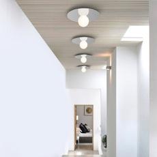 Bola disc flush 22 pablo pardo applique ou plafonnier wall or ceiling light  pablo bow161069  design signed nedgis 117868 thumb