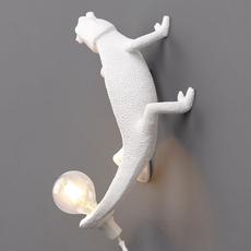 Chameleon lamp going up marcantonio raimondi malerba applique ou plafonnier wall or ceiling light  seletti 14662  design signed nedgis 97741 thumb