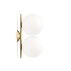 Ic lights c w1 double michael anastassiades applique ou plafonnier wall or ceiling light  flos f3157059  design signed nedgis 97619 thumb