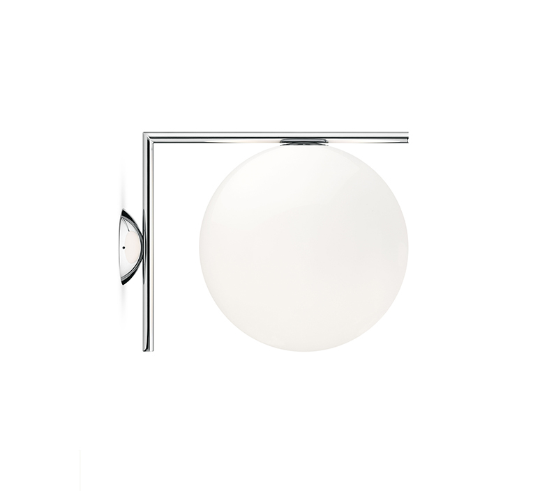 Ic lights c w2 michael anastassiades applique ou plafonnier wall or ceiling light  flos f3179057  design signed nedgis 97631 product
