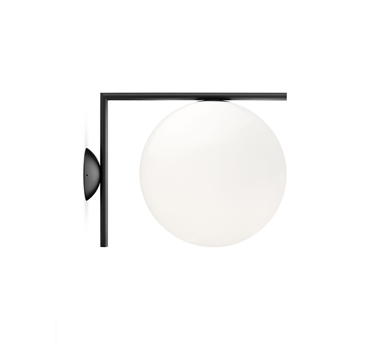 Ic lights c w2 michael anastassiades applique ou plafonnier wall or ceiling light  flos f3179030  design signed nedgis 97627 product