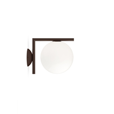 Ic lights wall 1 outdoor michael anastassiades applique ou plafonnier wall or ceiling light  flos f012h00c018  design signed nedgis 97675 thumb