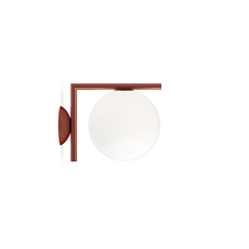 Ic lights wall 1 outdoor michael anastassiades applique ou plafonnier wall or ceiling light  flos f012h00c037  design signed nedgis 97680 thumb